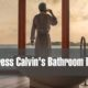 The Example I'm Following From Disney To Address Calvin's Bathroom Issue