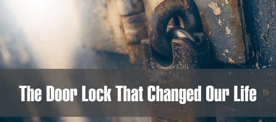 Autism Safety Stuff I Love: The Door Lock That Changed Our Life